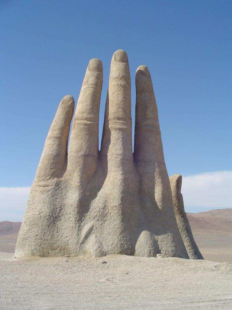 Hand of the Desert
